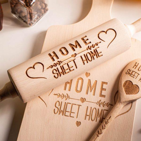 Kuchenne akcesoria drewniane